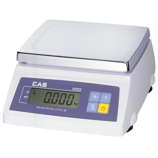 Cân điện tử 5 kg SW-1S CAS