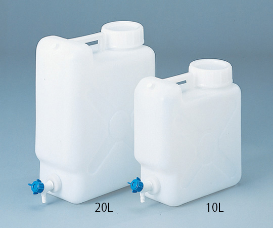 Can nhựa pe có khóa vòi 10l 4-5335-01 ASONE