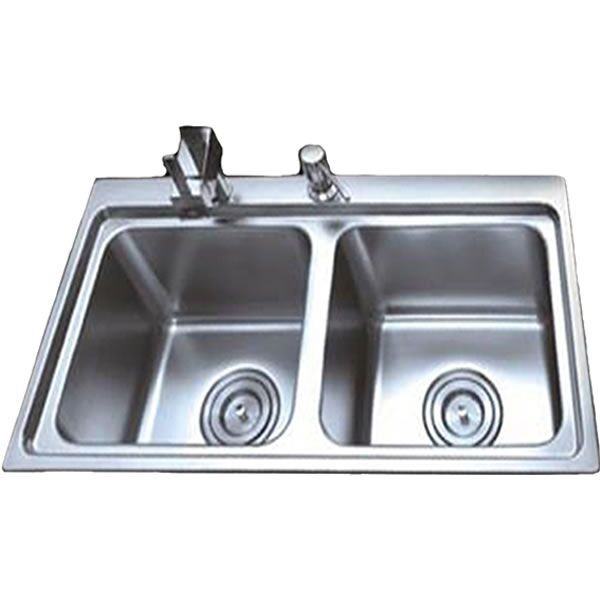 Chậu rửa bát inox VN-8245 VANNI