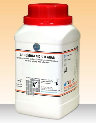 CHROMOGENIC E. COLI AGAR (TBX AGAR)  TM1339 TM-Media