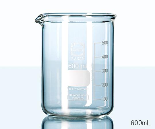 Cốc có thành dày đặc biệt 150ml 3-6129-01 ASONE