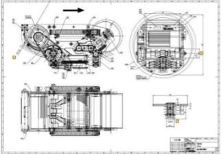 Đầu con thoi máy quấn màng tự động MK- V SIGNODE
