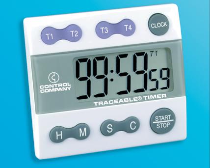 Đồng hồ bấm thời gian 5004 ControlCompany