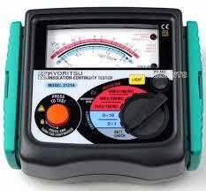 Đồng hồ đo điện trở 3131A KYORITSU