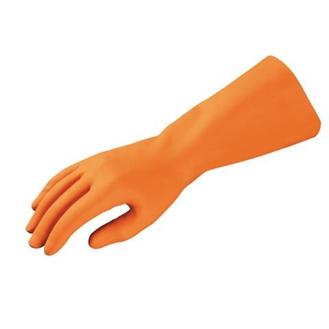 Găng tay Nitrile Size L  49-252 Ansell