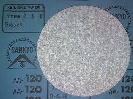 Giấy nhám tròn #100  TGCN-32151 Fujistar