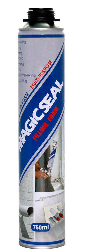 Keo bọt nở foam 750ml dùng súng  TGCN-31672 MAGICSEAL