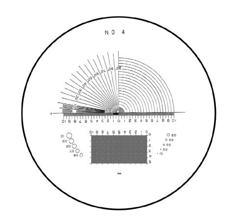 Mặt kính cho kính lúp 10X PS No.4 PEAK
