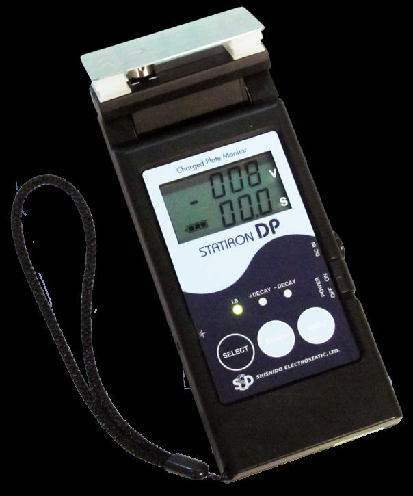 Máy đo độ tĩnh điện Statiron DP Shishido