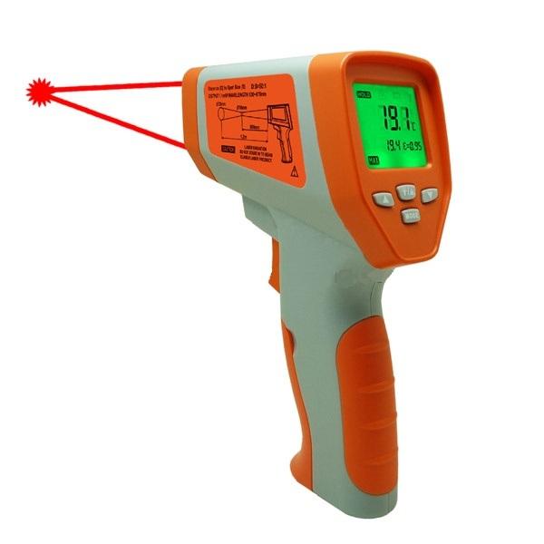 Máy đo nhiệt độ từ xa 1100 độ DT1100 TotalMeter