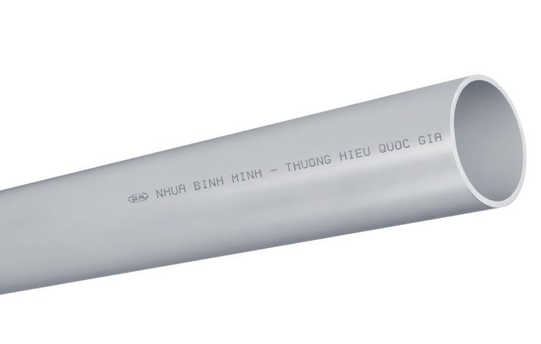 Ống nước nhựa PVC 220 x 8.7mm TGCN-32268 NHUABINHMINH