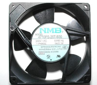 Quạt hút tủ điện 4710PS-20T-B30 NMB