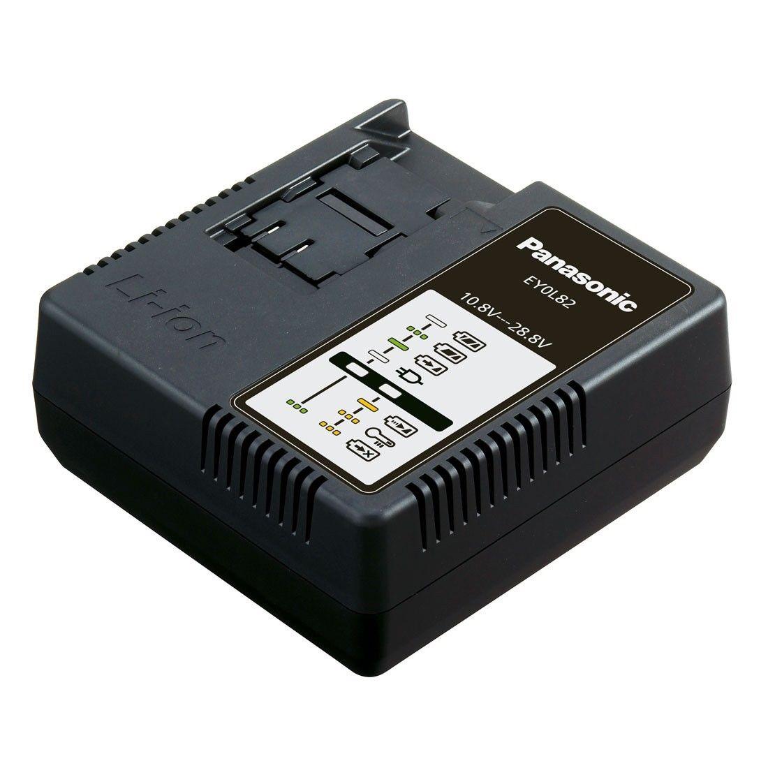 Sạc pin dụng cụ vặn vít dùng pin EY0L82B Panasonic