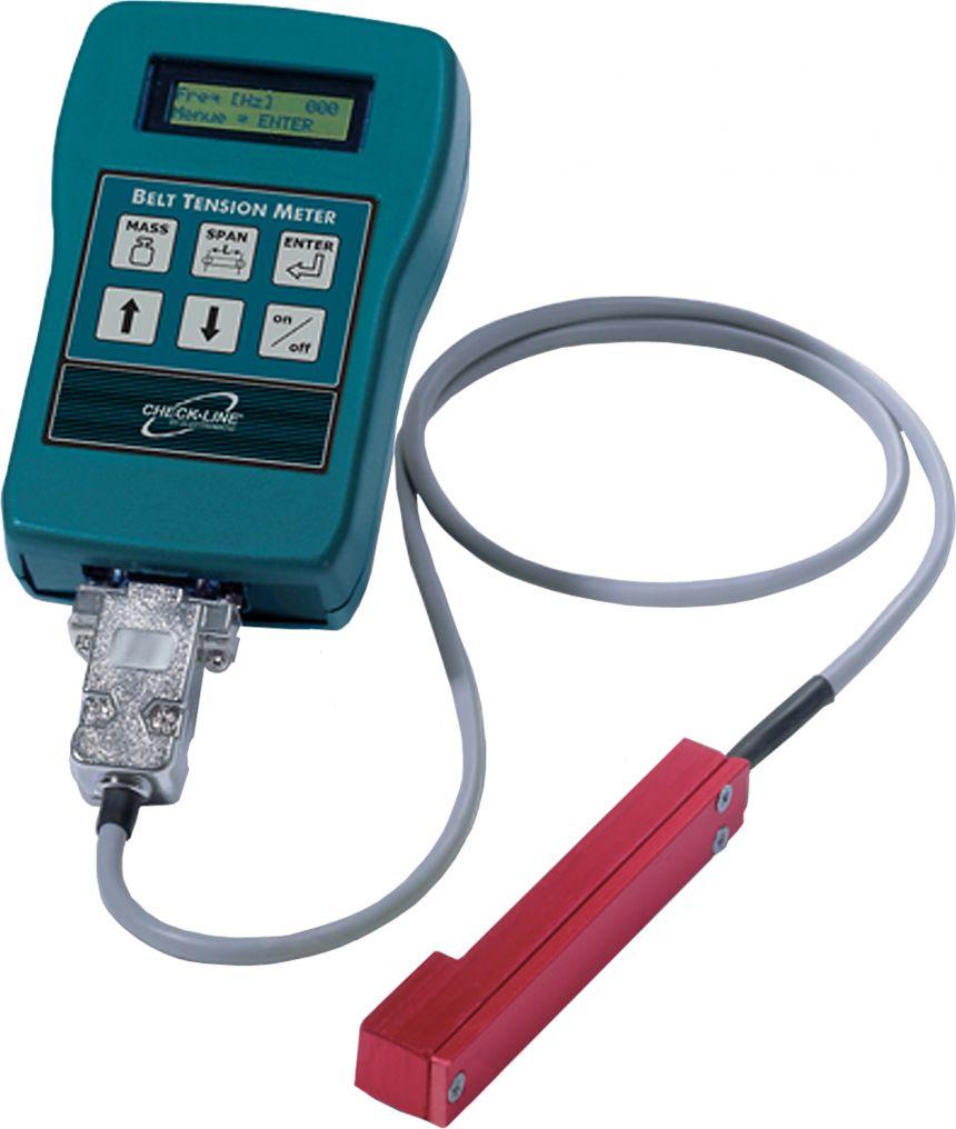 Thiết bị đo lực căng dây đai  BTM-400PLUS CHECKLINE
