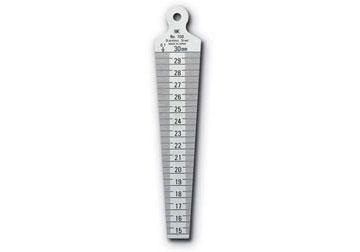 Thước đo khe hở mối hàn TPG-700B SK