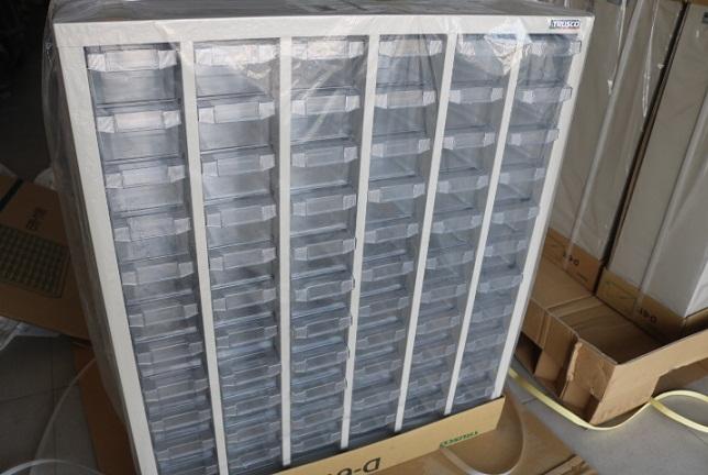 Tủ đựng dụng cụ  735mm x 240mm x 880mm  501-9745 Trusco