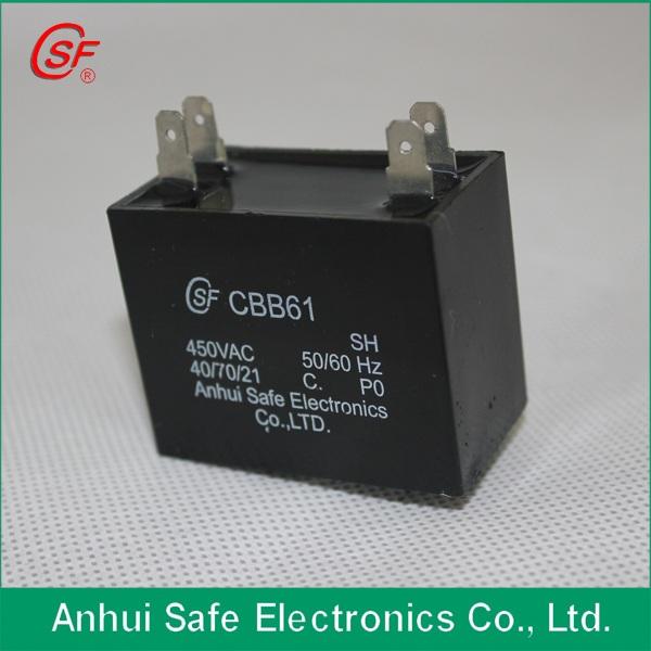 Tụ vuông 14MF 400V TGCN-31850 VietnamElectricity