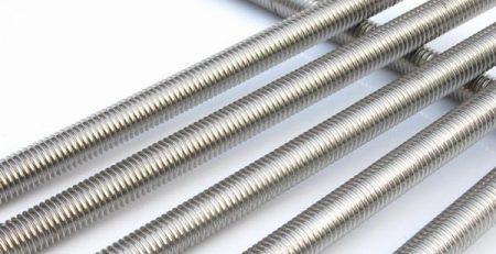 Ty ren inox M12 dài 3m  TGCN-32380 VietnamSteels