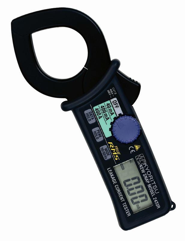 Ampe kìm đo dòng rò  2433 KYORITSU