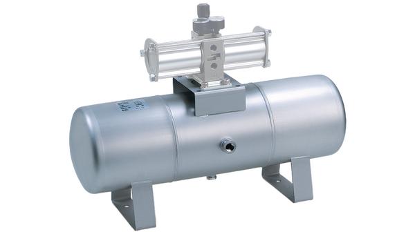 Bình kích áp 20L VBAT20A1-RV SMC
