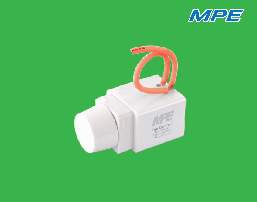 Bộ điều tốc quạt 600VA-220VAC AV600 MPE