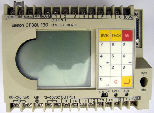 Bộ kiểm soát điện 3F88L-130 Omron