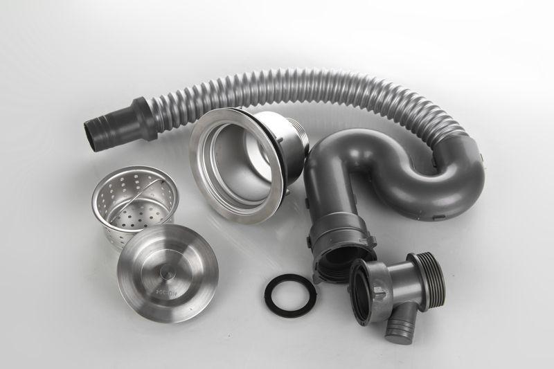 Bộ ống xả bồn rửa chén đơn TGCN-32458 Vietnam