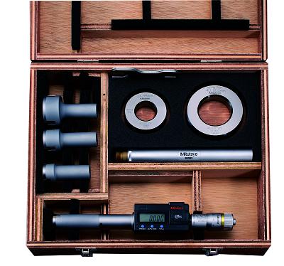 Bộ Panme đo trong điện tử 468-973 MITUTOYO