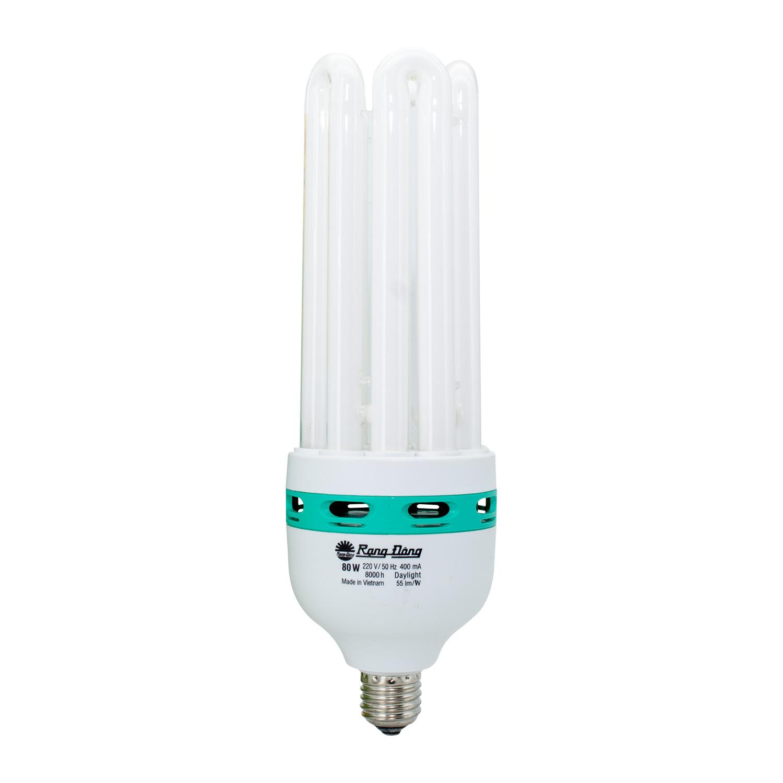 Bóng đèn Huỳnh quang Compact U5 80W CFL 5UT5 80W H8 E27 RANGDONG