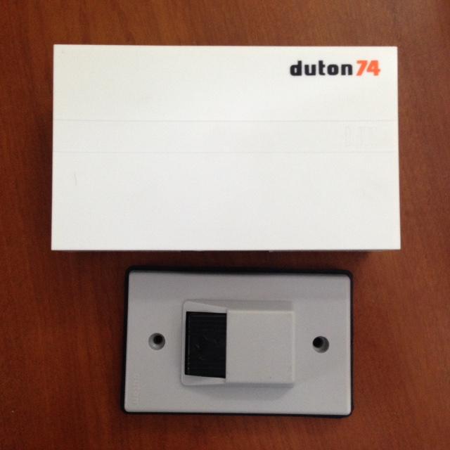 Chuông cửa có dây 74 TGCN-32704 DUTON