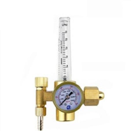Đồng hồ điều áp (đồng hồ đo khí argon)-loại bằng đồng 191-ARS China