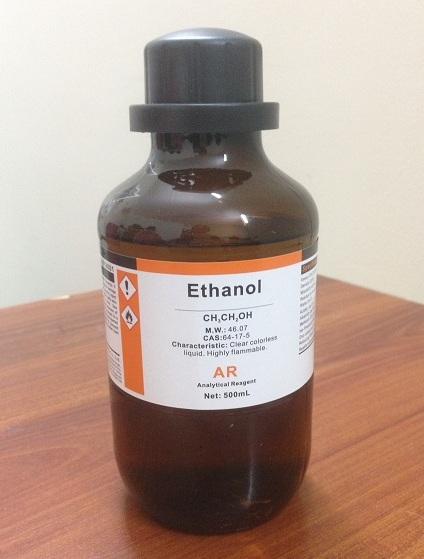 Ethanol 99,7% AR 64-17-5 XILONG