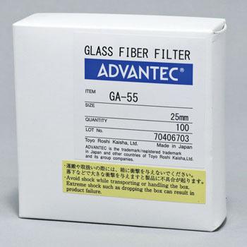Giấy lọc sợi thủy tinh GA-55 Advantec