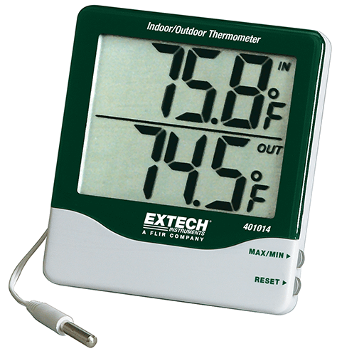 Hiệu chuẩn thiết bị đo nhiệt độ độ ẩm 401014 (Calibration) Extech