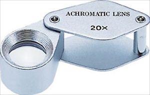 Kính lúp cầm tay 20X ALC-20 LEAF
