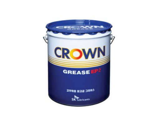 Mỡ vòng bi phức hợp 15 lít Crown EP 2 ZIC