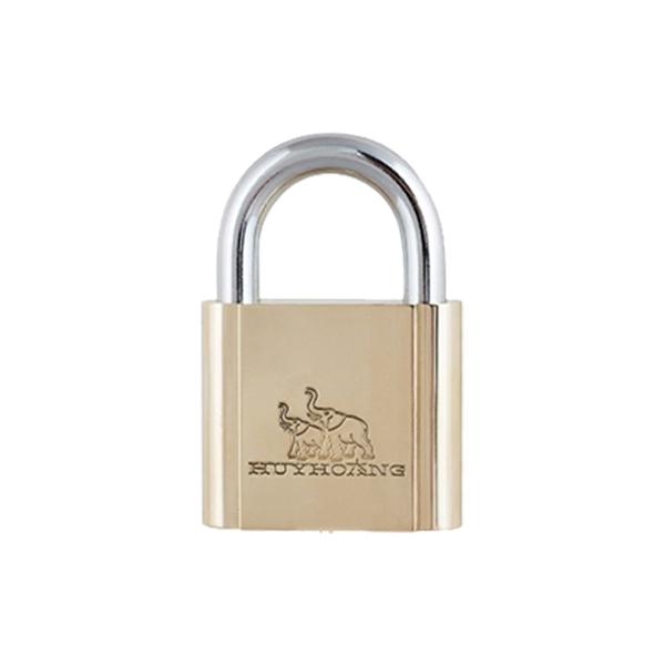 Ổ khóa treo bấm 6F HC-B 63/10 KhoaHuyHoang