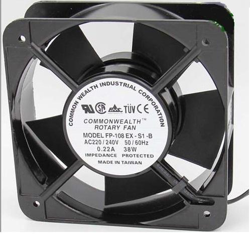 Quạt làm mát tủ điện commonwealth FP-108EX-S1-B ROTARY