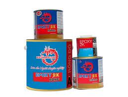 Sơn Epoxy bóng-kem đậm 4.5kg TGCN-32619 RED-DRAGON