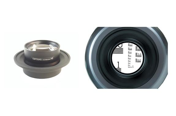 Thấu kính 10x dành cho kính lúp để bàn SKK-B 10X OTSUKA