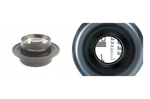 Thấu kính 12x dành cho kính lúp để bàn SKK-B 12X OTSUKA