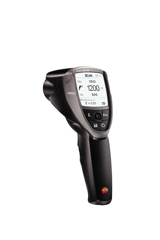 Thiết bị đo nhiệt độ bằng tia hồng ngoại Testo 835-T1 Testo
