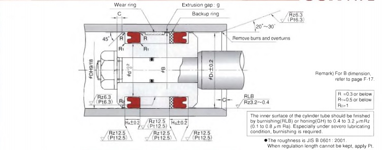 Chày tăng áp cho bơm USH-25 KOYO