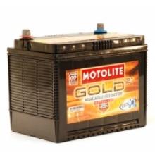 Bình ắc quy khô 12V/75Ah MF DIN75R/L Motolite