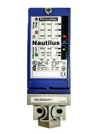 Cảm biến áp suất cơ điện  XMLB035A2S11 TELEMECANIQUE