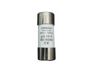 Cầu chì sứ OFL10x38 10A Omega