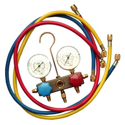 Đồng hồ sạc gas Refco BM2-6-DS-R410A REFCO
