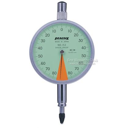 Đồng hồ so chân thẳng 0.16x0.001mm 15Z-SWF PEACOCK