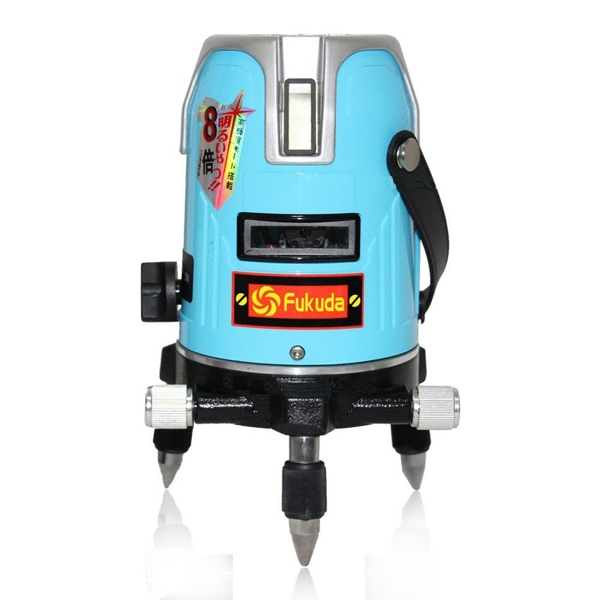 Máy cân mực laser 5 tia EK488 Fukuda