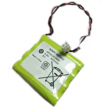 Pin sạc 4.8V 800mAh GPHC083N04 NIMH
